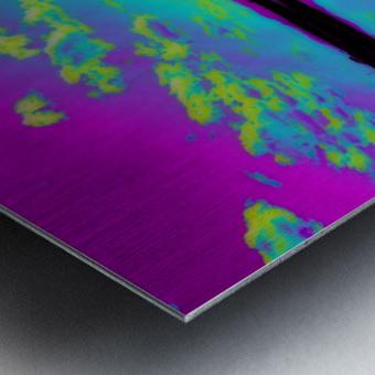 Portal  26  Metal print