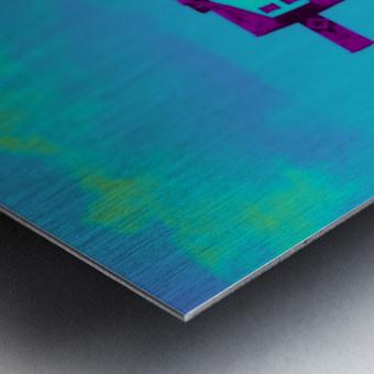 Portal  97  Metal print