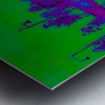 Portal  96  Metal print