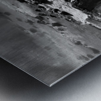 Demonstration of Power by Zan Zhang  Metal print