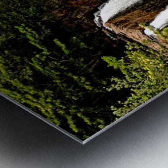 Kauai Waterfalls Metal print