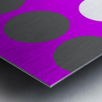 Lotus 4 Metal print