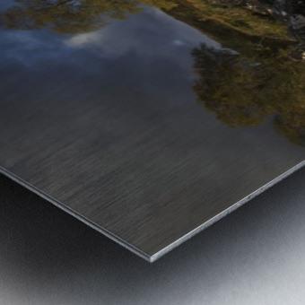 Scotland Metal print