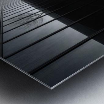 The Ethereal Flying Garden Metal print