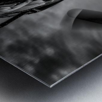 B17 Flying Fortress Metal print
