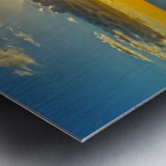 Island Dreamin Metal print