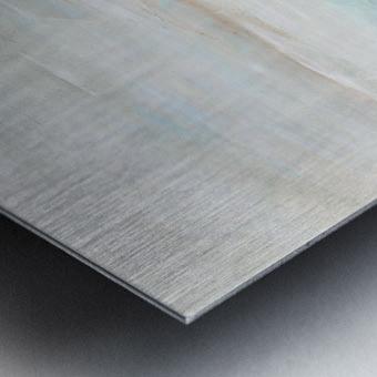 High tide IV Metal print