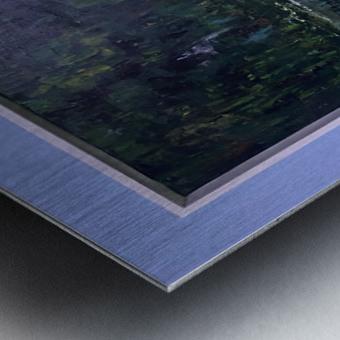 A swamp Concert  Acryl on Canvas 80x60  FRAMED  Metal print