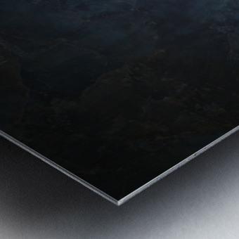 Etude Zen 3n Metal print