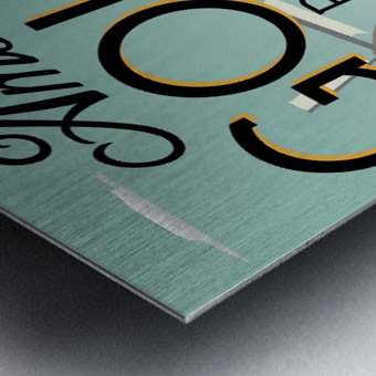 Amstel Gold Race Metal print