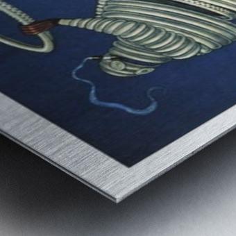 Pneumatici per Velocipedi Metal print
