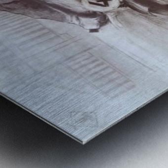 Grand prix de Geneve Metal print