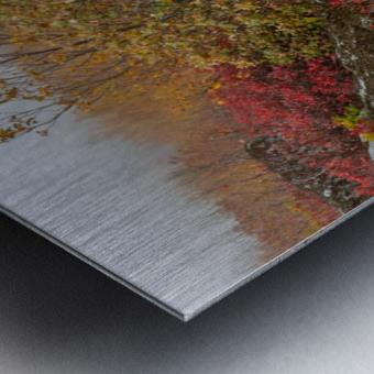 Bear Rocks Preserve apmi 1813 Metal print