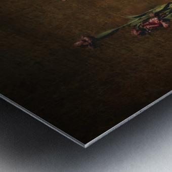 Etude Zen 7a Metal print
