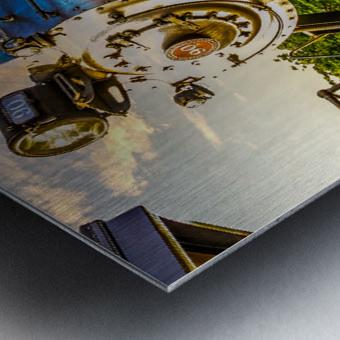 Strasburg 24 Metal print