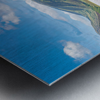 Lough Veagh Metal print