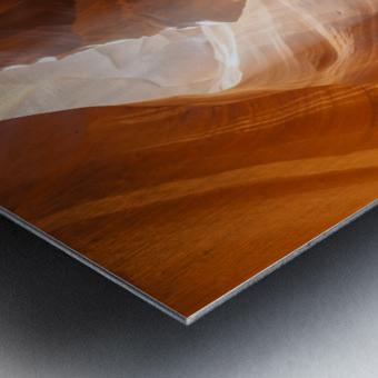 Beautiful Antelope Canyon Metal print