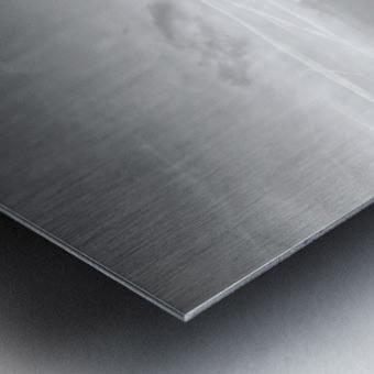 Trocadero square Impression metal
