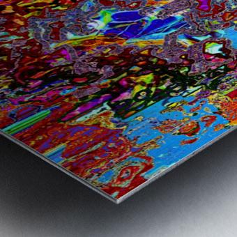 Trendori Metal print
