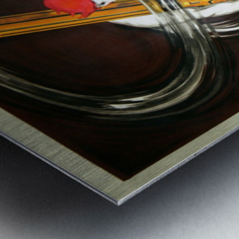 Ideal Waterman Metal print