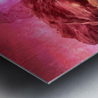 Eikthyrnir Metal print