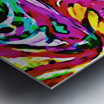 Lirium Metal print