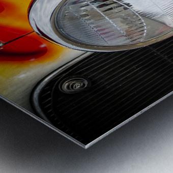 Light the Flames Metal print