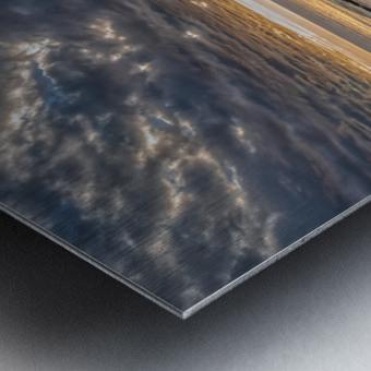 Higher Power Metal print