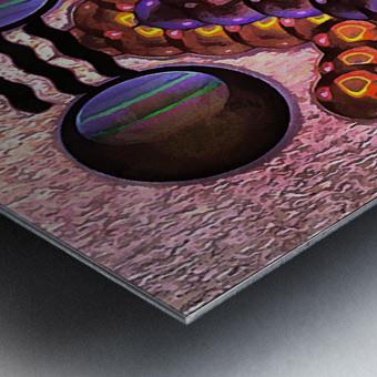 Hado Energy 4 Metal print