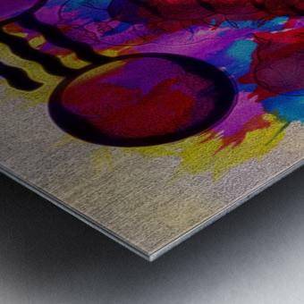 Hado Energy 19 Metal print