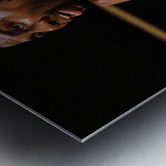 1984 Magic Johnson Row 1 Metal print
