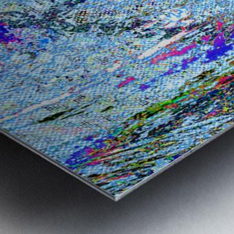 Mirda Metal print