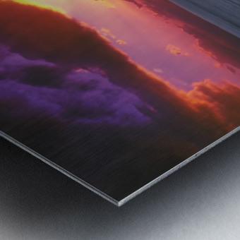 Serenity - Perfect Bliss - Sunset Metal print