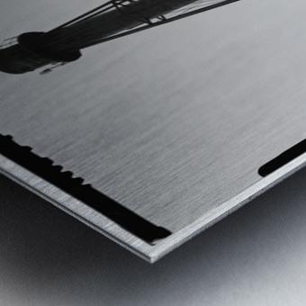 Liston-Range-Rear-Light-Delaware Metal print