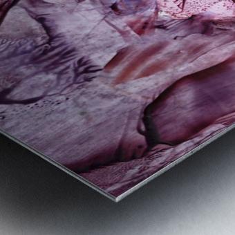 Eden afloat Metal print