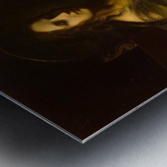 St Cecilia Metal print