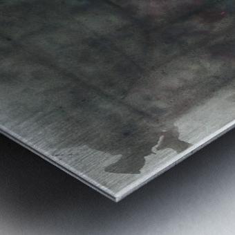 Lost Metal print