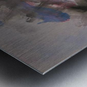 Frustration 1 Metal print