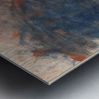 Unpaired Metal print