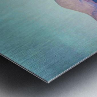 Landscape After A Rain Metal print