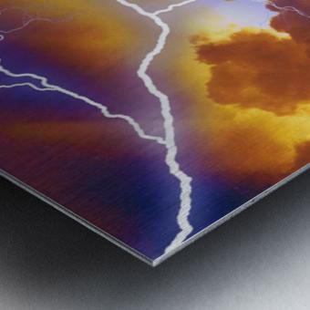 A  Manipulation Metal print
