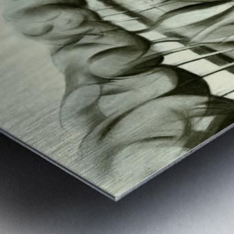 Strange goings on at 't Meertje - 10-02-16 Metal print