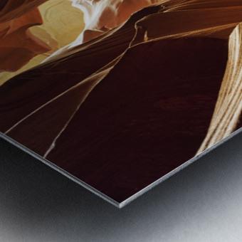 Antelope Canyon 1 Metal print
