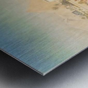 Israel in Egypt Metal print