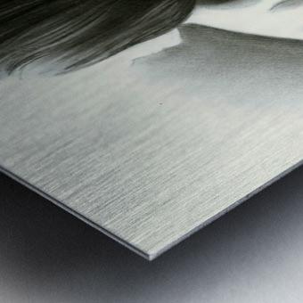 Nude - 03-06-16 Metal print