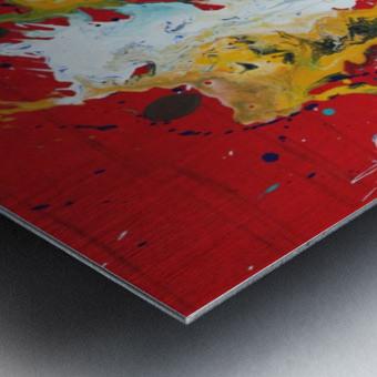 PICTO 1 Metal print