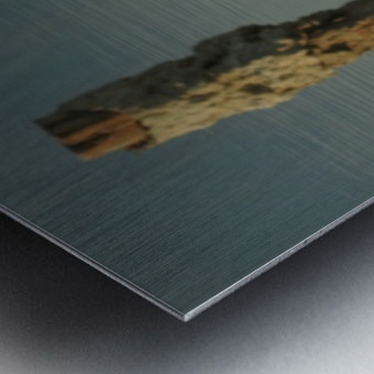 Offshore Metal print