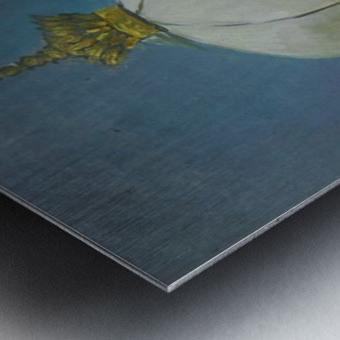 dargah  Metal print