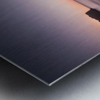 Carmel Sunset Metal print