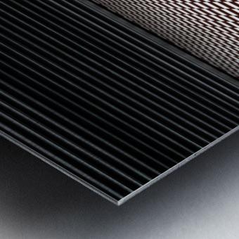 the hypnotic floor Metal print